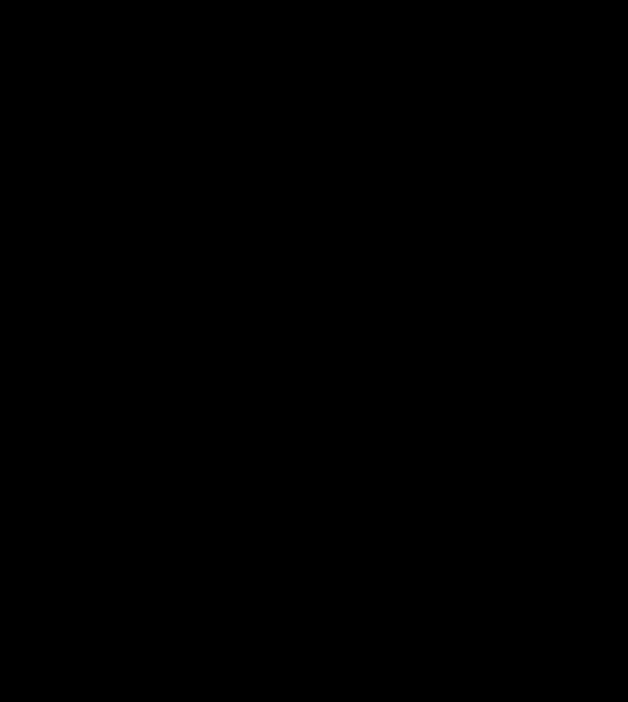 Die Linien einer Lotursblüte